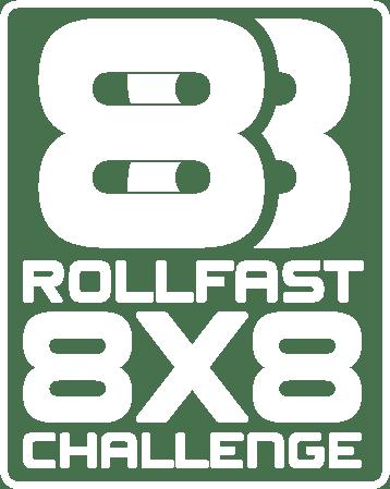 Rollfast 8x8 Challenge
