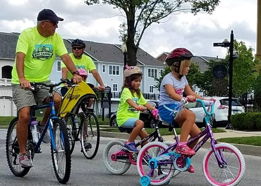 Bike Carmel Community Ride