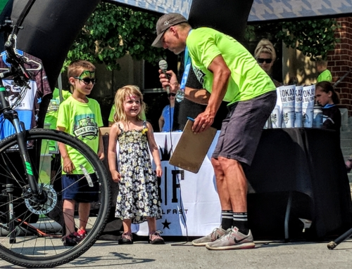 Another great event by Bike Carmel!