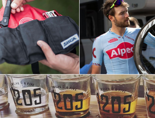 Local companies step up at World's Fastest Fondo, ZIPP, Silca and 1205 Distillery sponsor Rollfast Gran Fondo